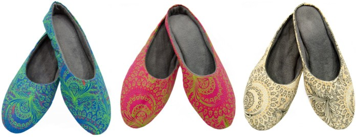 Slippers group 1